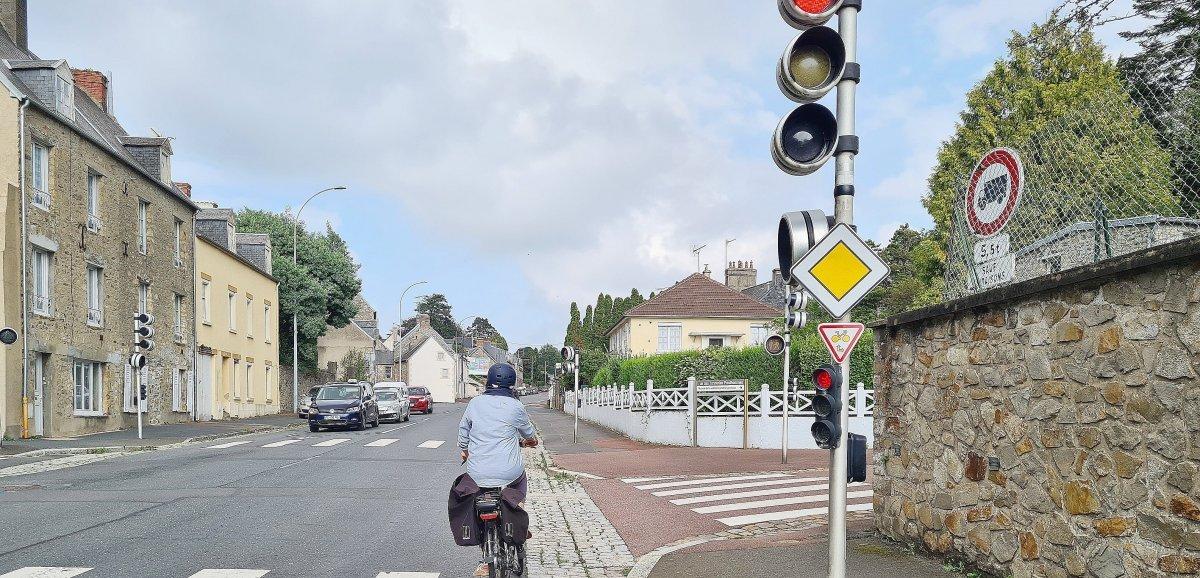 Coutances. Vélo: une signalisation en expérimentation pour les cyclistes