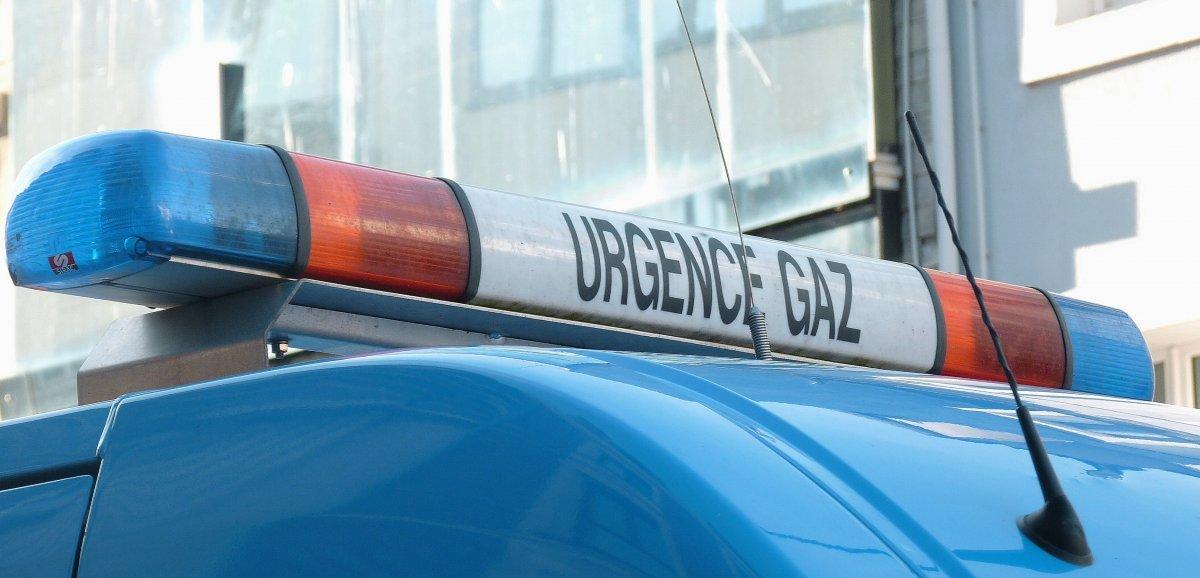 Près de Lisieux. Deux personnes transportées à l'hôpital après une fuite de gaz
