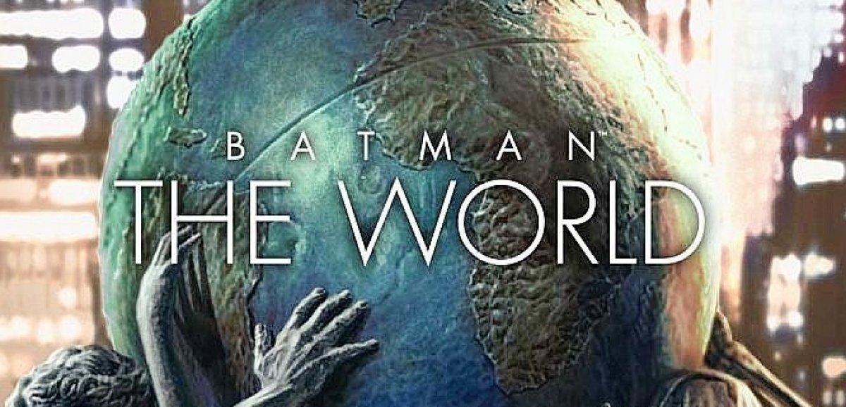 Insolite. Le scénariste du nouveau Batman est normand!