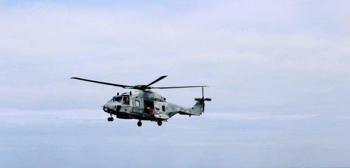 Au large du Havre. Évacuation médicale à bord du ferry Mont Saint Michel