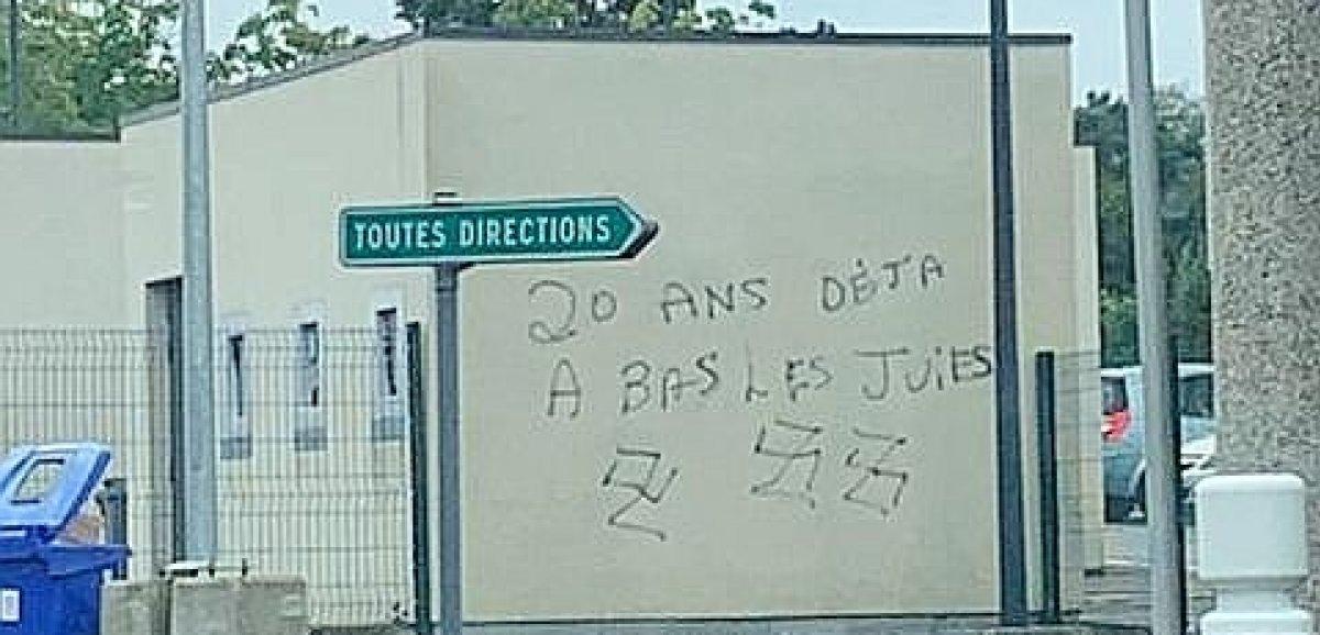 Seine-Maritime. Croix gamméesdécouvertesprès de Rouen: une enquête ouverte