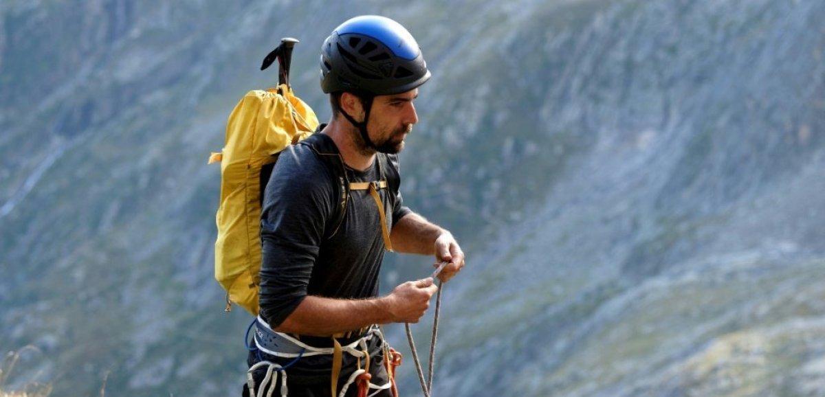 Alpinisme: David Labarre, les cieux sans les yeux