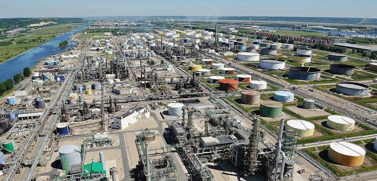 Gonfreville-l'Orcher. Les sorties de carburant bloquées par une grève chez TotalEnergies