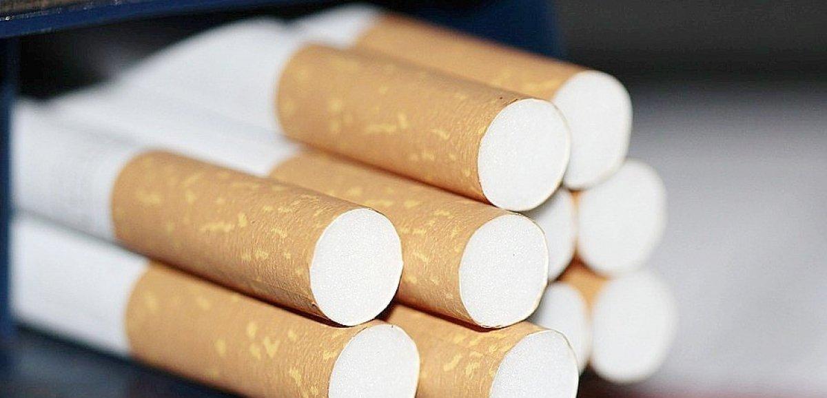 Le Havre. Grossesaisie de cigarettes et de cannabis dans un appartement