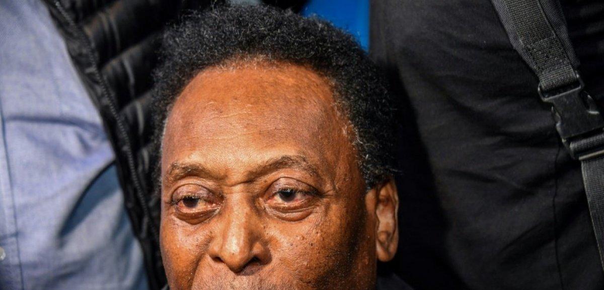 Brésil: bref retour de Pelé en soins intensifs