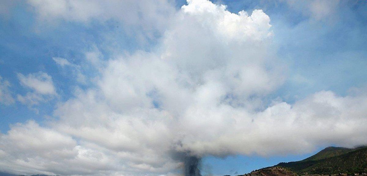 Espagne: éruption volcanique dans l'archipel des Canaries