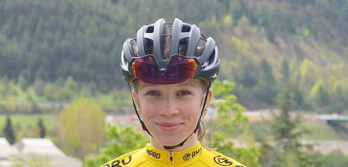 Cyclisme. Églantine Rayer, une éclosion à haut niveau, en toute simplicité