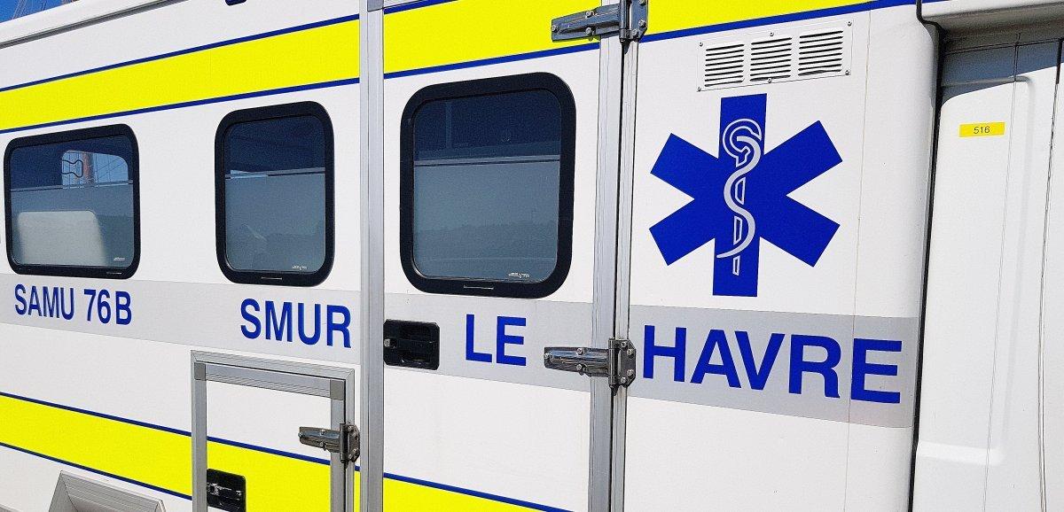 Le Havre. Il chute du deuxième étage: un enfant de deux ans entre la vie et la mort