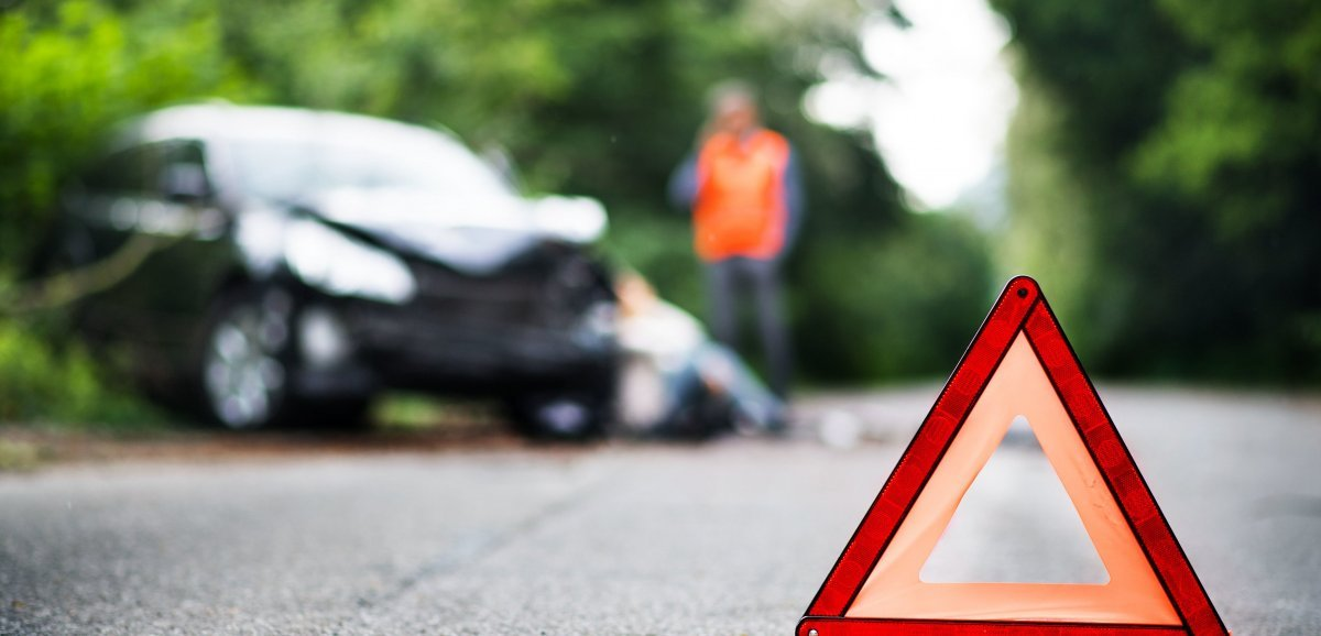 Eure. Un accident entre trois voitures fait six blessés