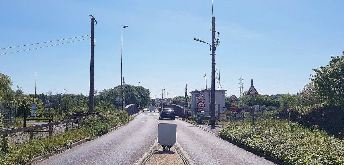 Calvados. Le pont de Colombelles de nouveau ouvert à la circulation
