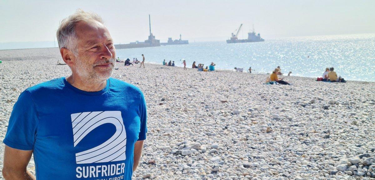 Seine-Maritime. La protection des océans, son combat