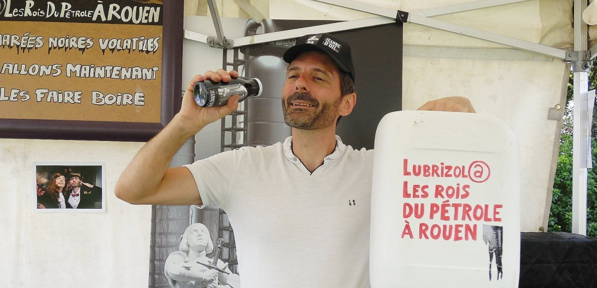 [Photos] Rouen. Deuxans après Lubrizol, toujours du danger selon les collectifs de sinistrés