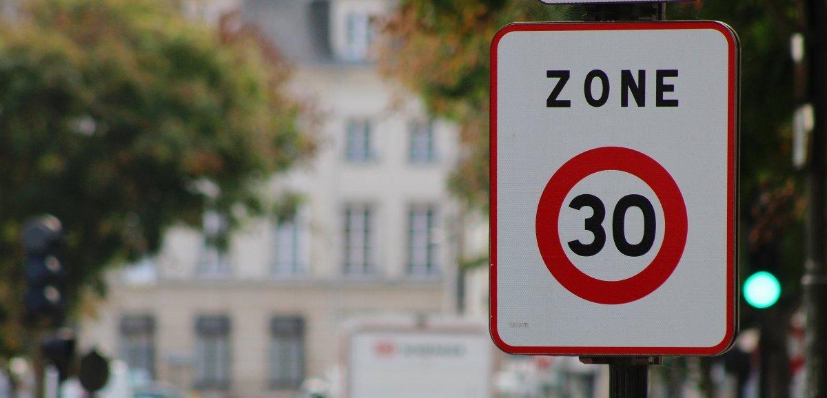 Alençon. Le passage à 30km/h dans la villefait débat chez les riverains
