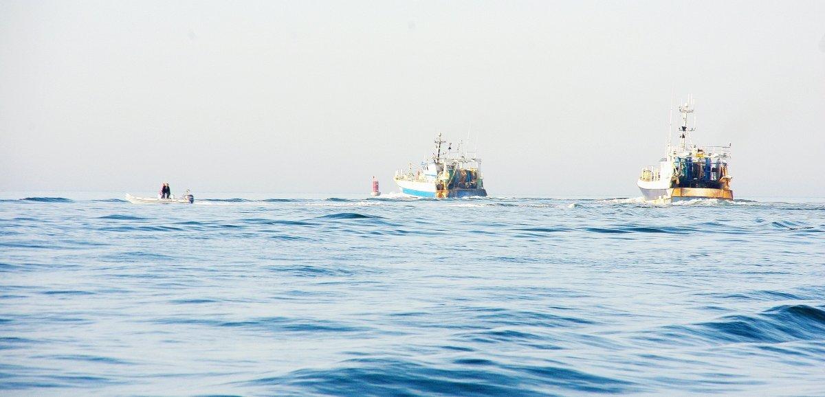 Brexit. Soixante-quinzebateaux français privés de pêche dans les eaux de Jersey