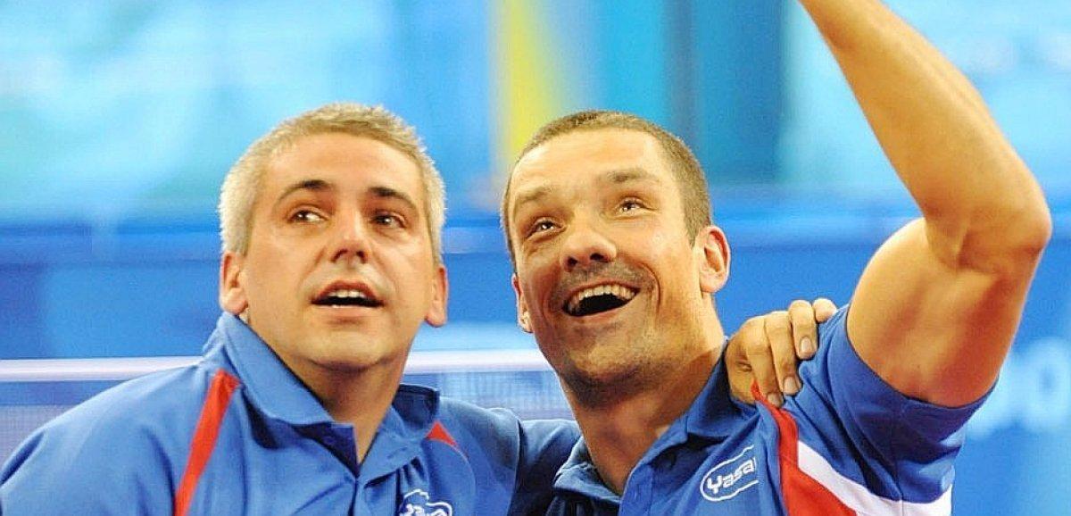 Tennis de table. Médaillé à Tokyo, Florian Merrien reste à la Bayard-Argentan au moins jusqu'à Paris 2024