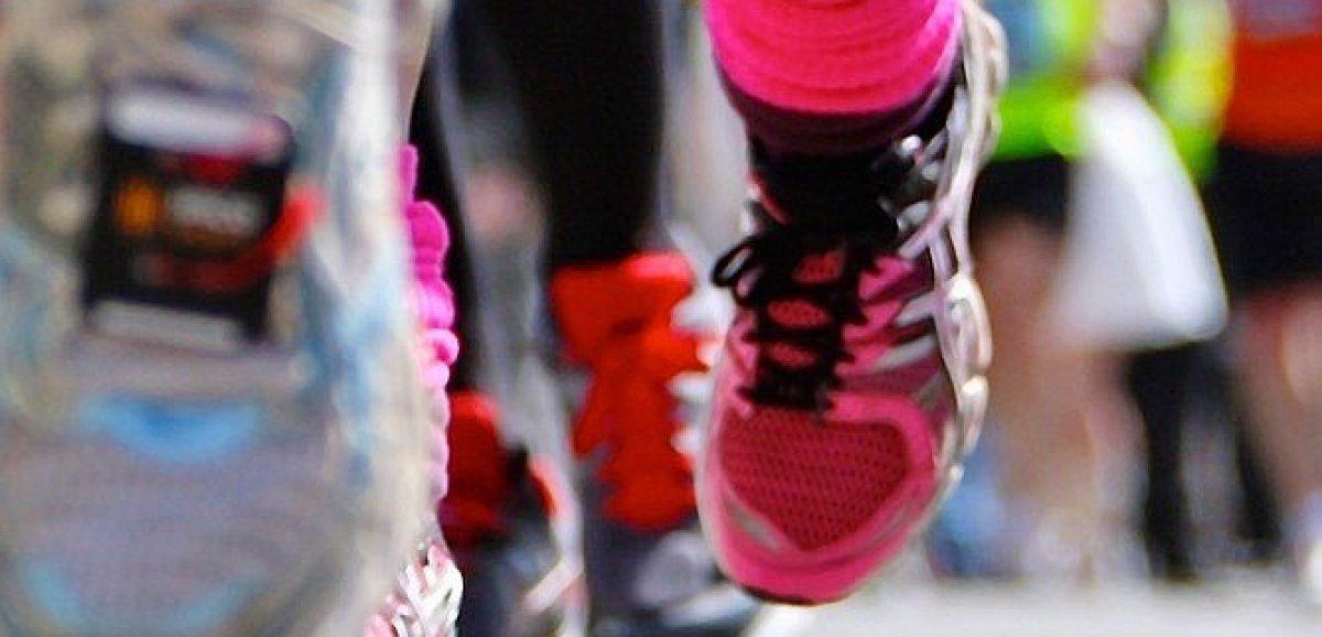 Ouistreham. Cancer du sein: une marche-courseroseorganisée