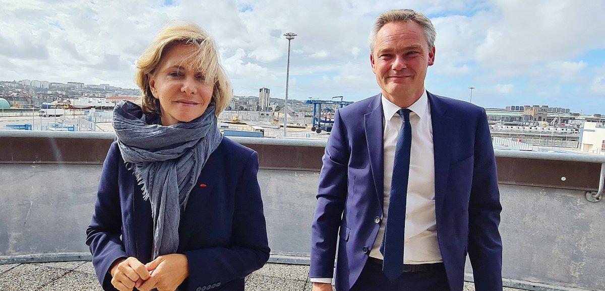 """Cherbourg. Eolien en mer: """"Il faut indemniser les pêcheurs"""" pour Valérie Pécresse"""