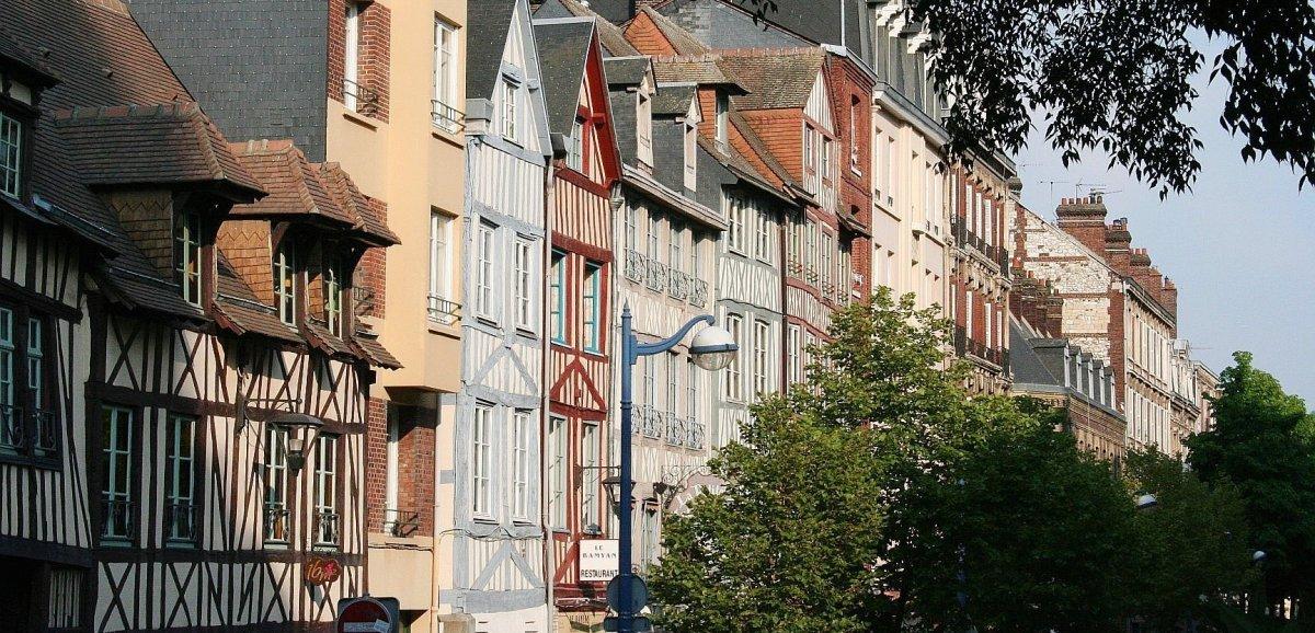 Métropole de Rouen. Commentagir contrel'habitat dégradé?