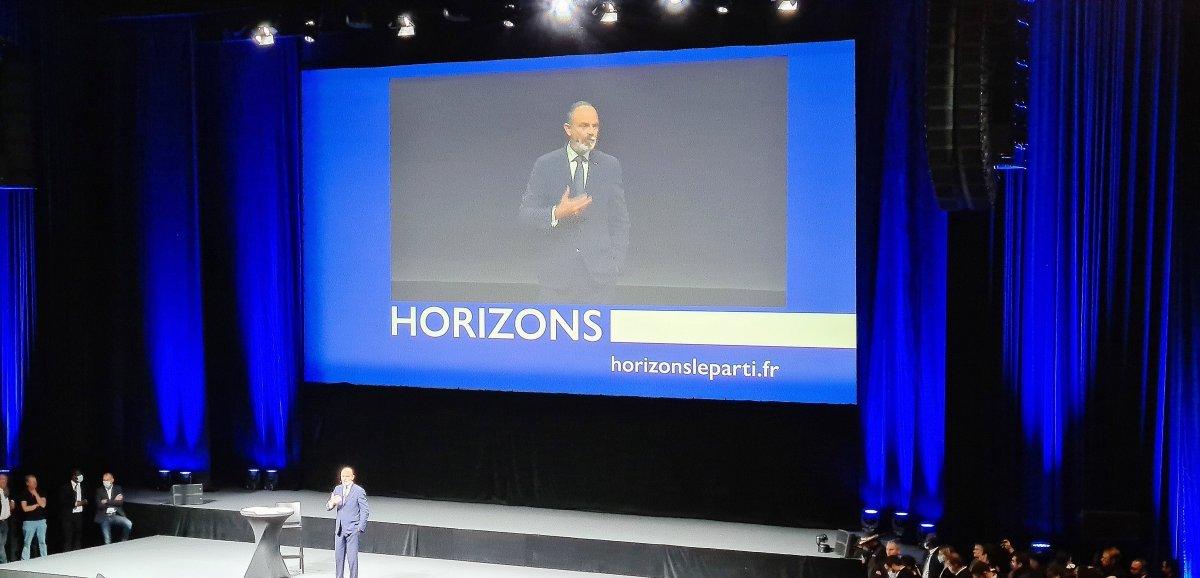 [Vidéos] Le Havre. Horizons, le nouveau parti d'Édouard Philippe, lancé devant 3000 personnes