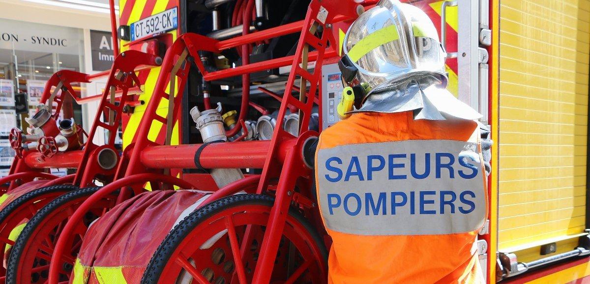 Livarot-Pays-d'Auge. Sept véhicules incendiés, une enquête en cours