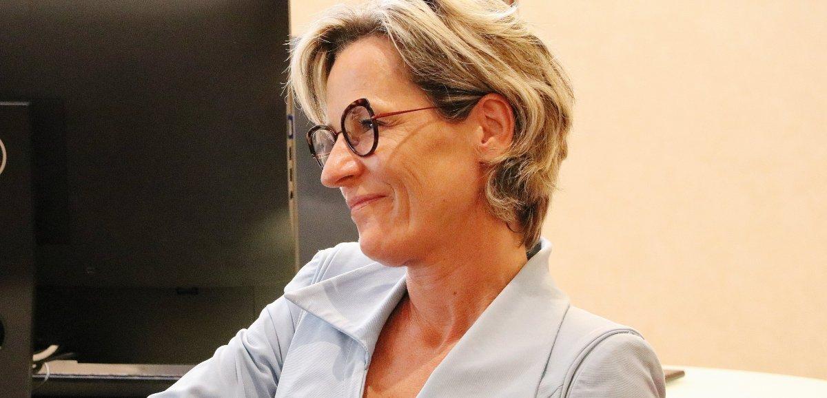 Canteleu. La maire Mélanie Boulanger estimesa garde à vue