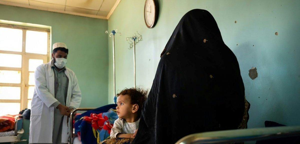 Afghanistan: la clinique, les talibans et une mixité tolérée sous conditions