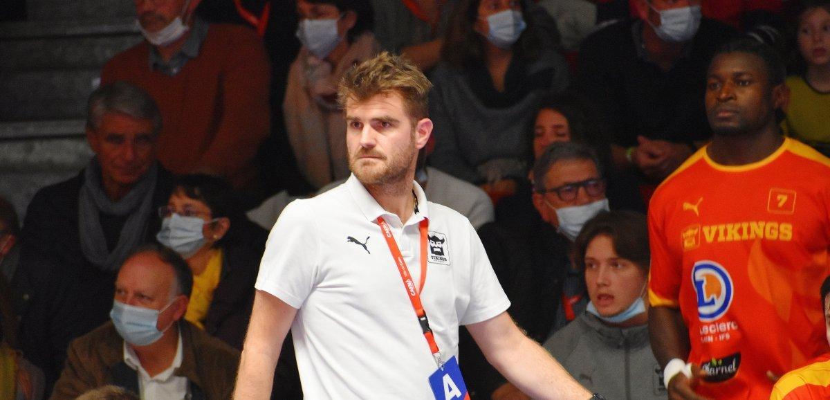 Handball(CoupedeFrance). Pas de surprise pour Caen, sorti par Sélestat