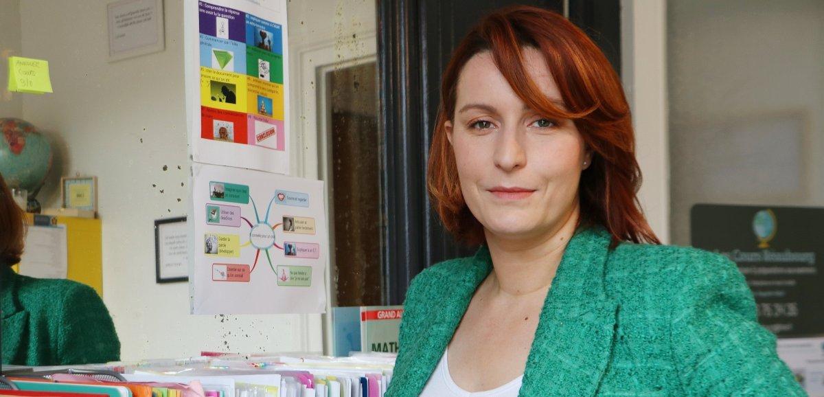 Rouen. Juline Anquetin-Rault atteint le top 10 des meilleurs enseignants au monde!