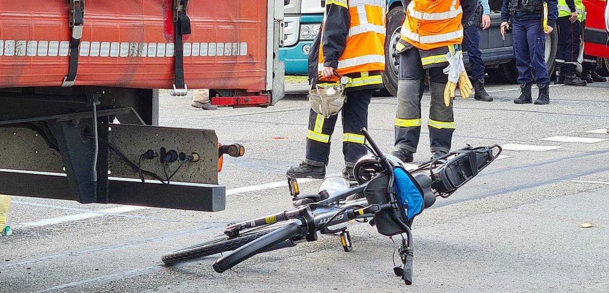 Saint-Hilaire-du-Harcouët. Une cycliste de 83 ans grièvement blessée