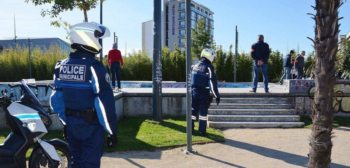 Cherbourg-en-Cotentin. Opération anti-stupéfiantsau skatepark: trois mineurs interpellés
