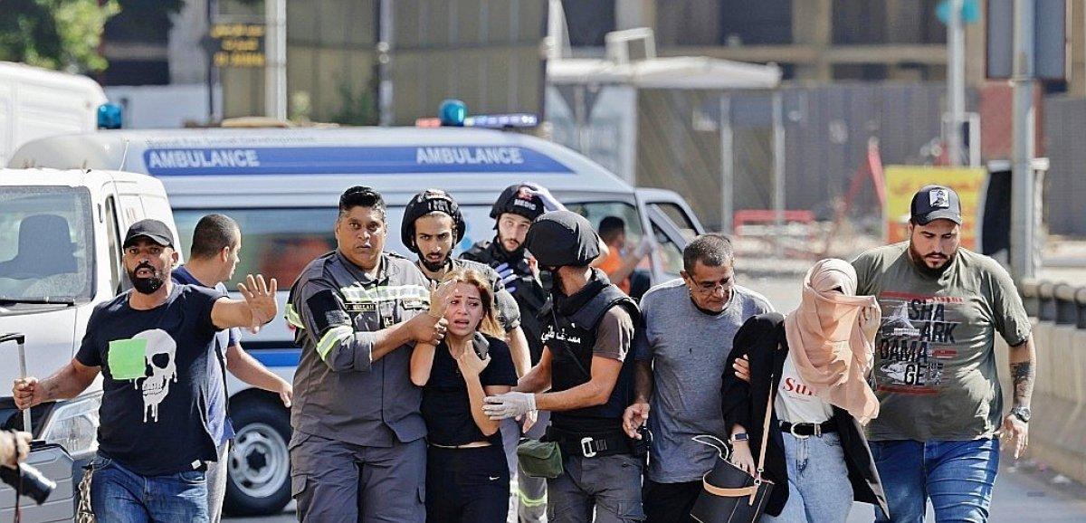 Liban: six morts dans une manifestation contre l'enquête sur l'explosion au port de Beyrouth
