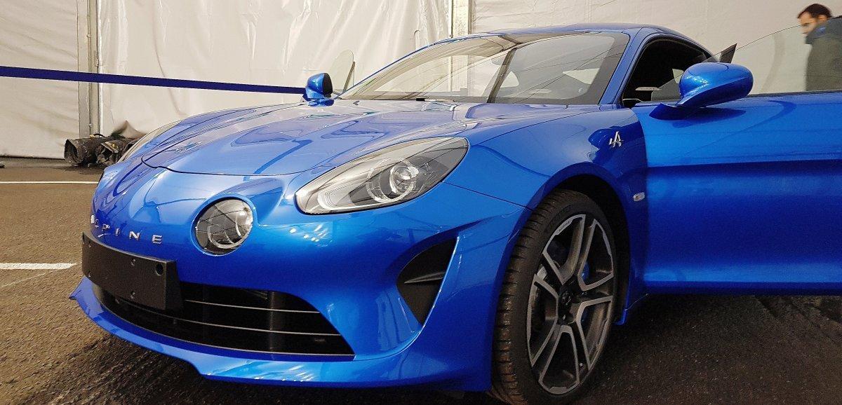 Manche. La gendarmerie pourraitrouler en Renault Alpine sur l'A84