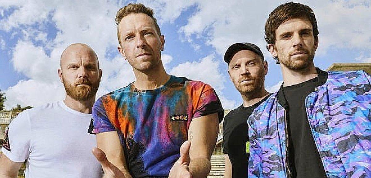 Concert. Le World Tour de Coldplay de passage au Stade de France