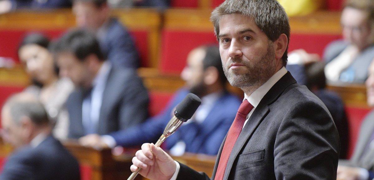 Orne. Le permis de conduire suspendu du député Jérôme Nury fait jaser