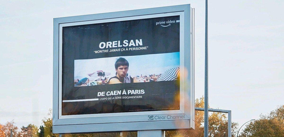 Insolite. Orelsan: une exposition éphémère longue de 245km entre Caen et Paris