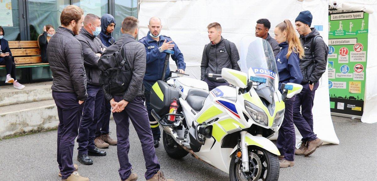 Alençon. Sécurité routière : des atelierspour sensibiliser les jeunes