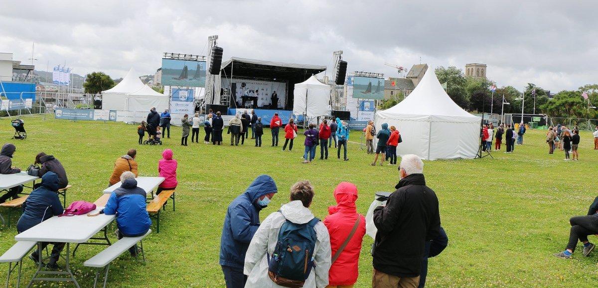 Cherbourg-en-Cotentin. Rolex Fastnet Race: 75000 personnes accueillies cet été