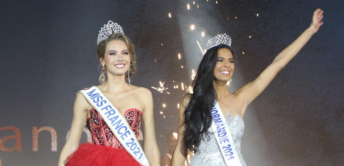 Miss France. Youssra Askry élue Miss Normandie 2021