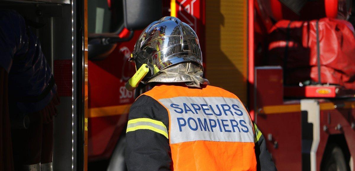 Centre-Manche. Un incendie détruit totalement un garage