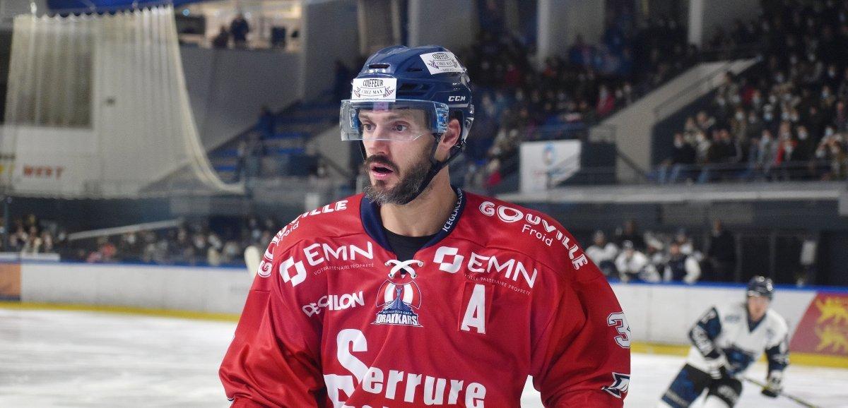 Hockey(D1). Caen reçu trois sur trois après une prestation solide contre Cholet