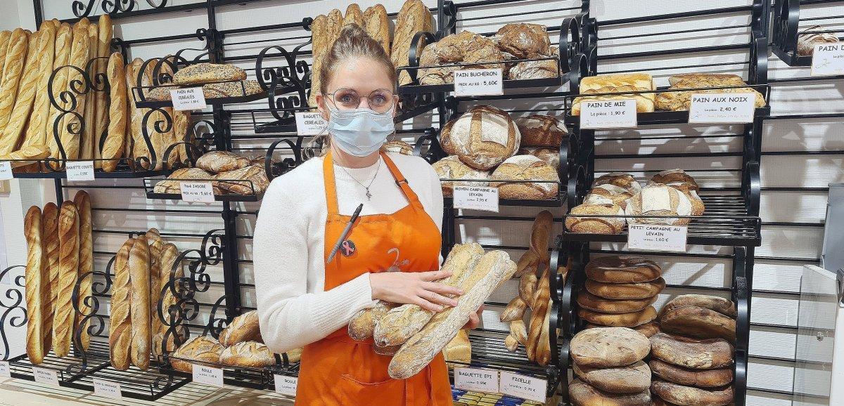 Saint-Lô. Hausse du coût des matières premières: le prix du pain augmente