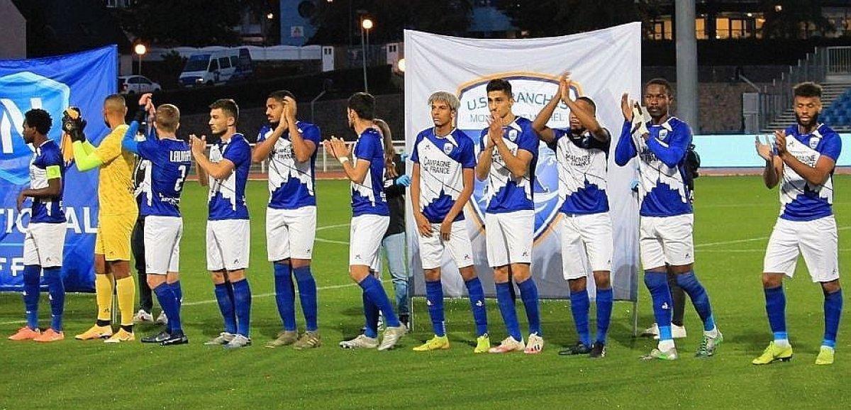 Football (National 1). La grosse performance de l'US Avranchesface à Annecy