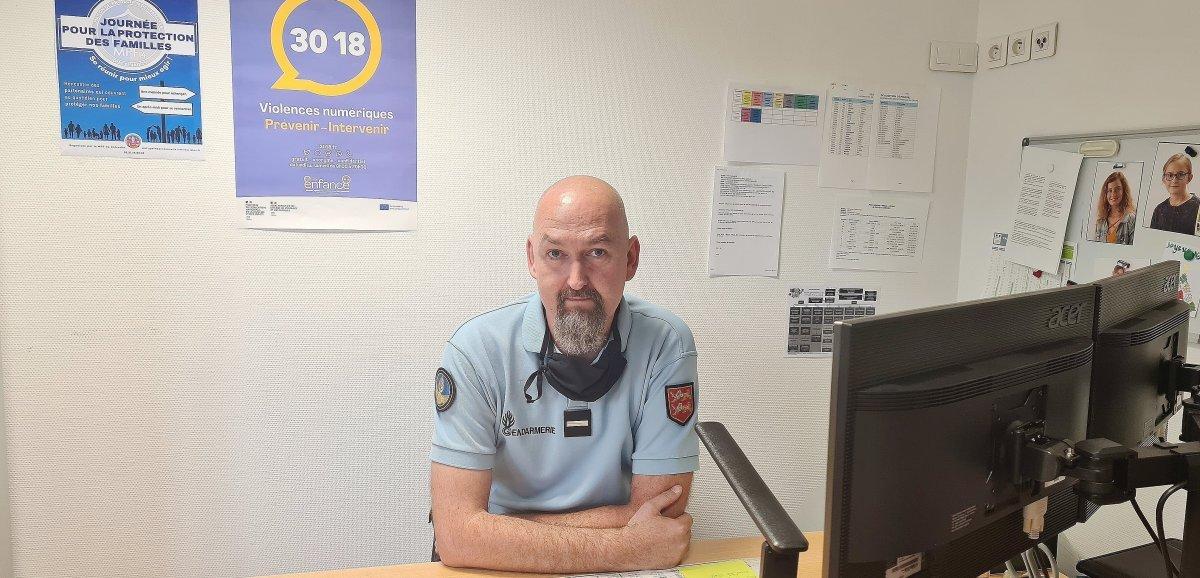 Caen. La gendarmerie alerte sur lephénomène Squid Game à l'école