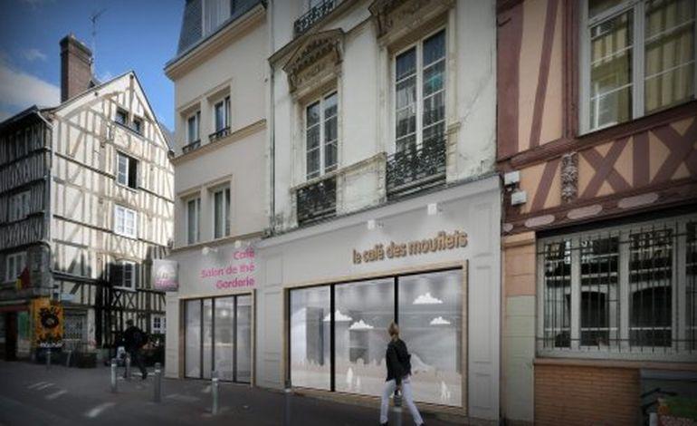 Le premier salon de thé-garderie arrive à Rouen