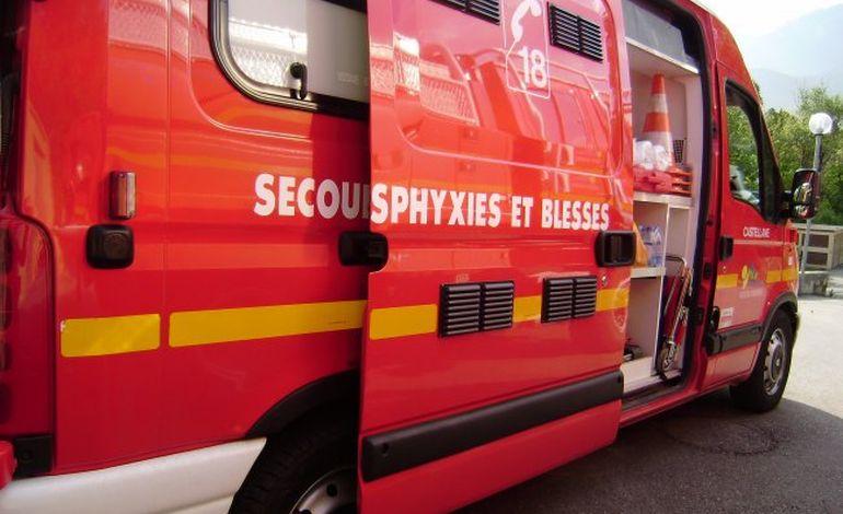 Choc frontal entre deux voitures à Varouville : trois blessés dont un grave