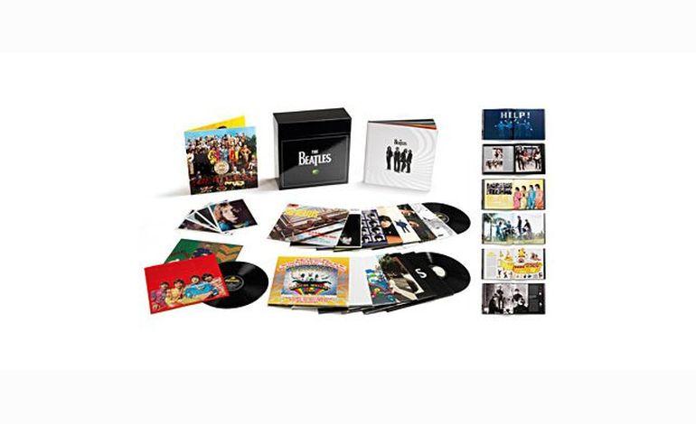 Les Beatles remastérisés disponibles en vinyle le 12 novembre