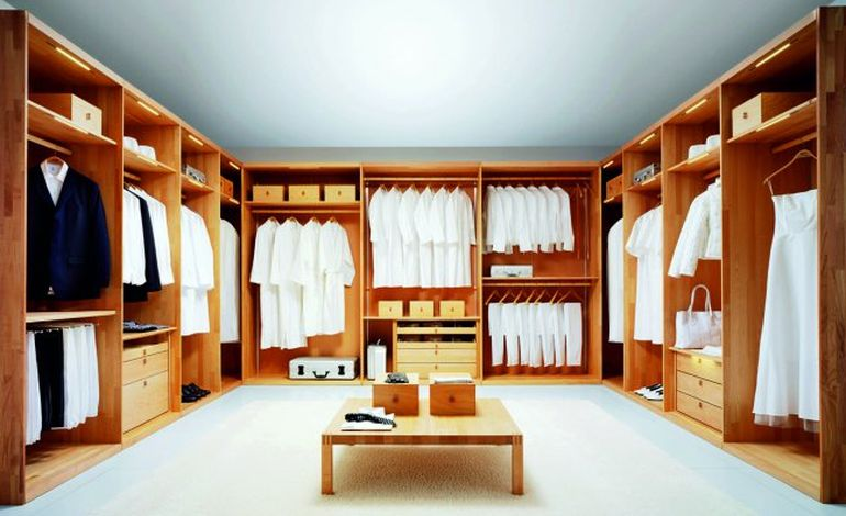 un dressing sur mesure c est possible. Black Bedroom Furniture Sets. Home Design Ideas