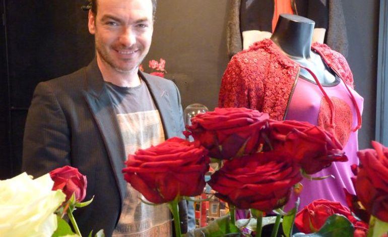 Rouen : fleurs et haute-couture avec Nicolas Lecauchois