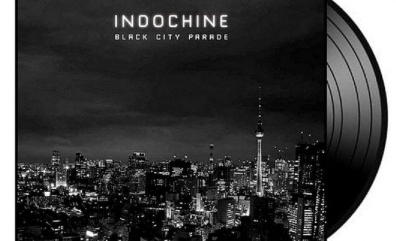 Le nouvel abum d'Indochine disque de platine