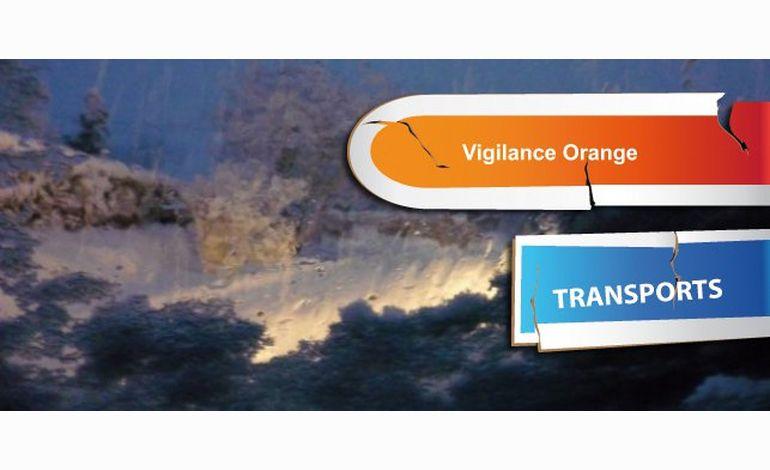 Alerte neige : Transports scolaires maintenus dans l'Orne